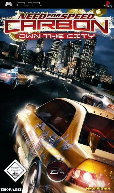 Need for Speed Carbon PSP