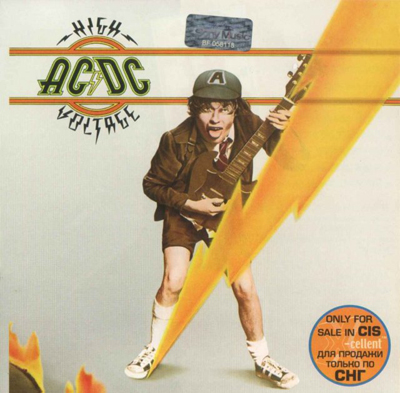 AC/DC-High Voltage (Remaster 2003)