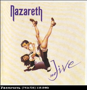 Nazareth - No Jive (1992)